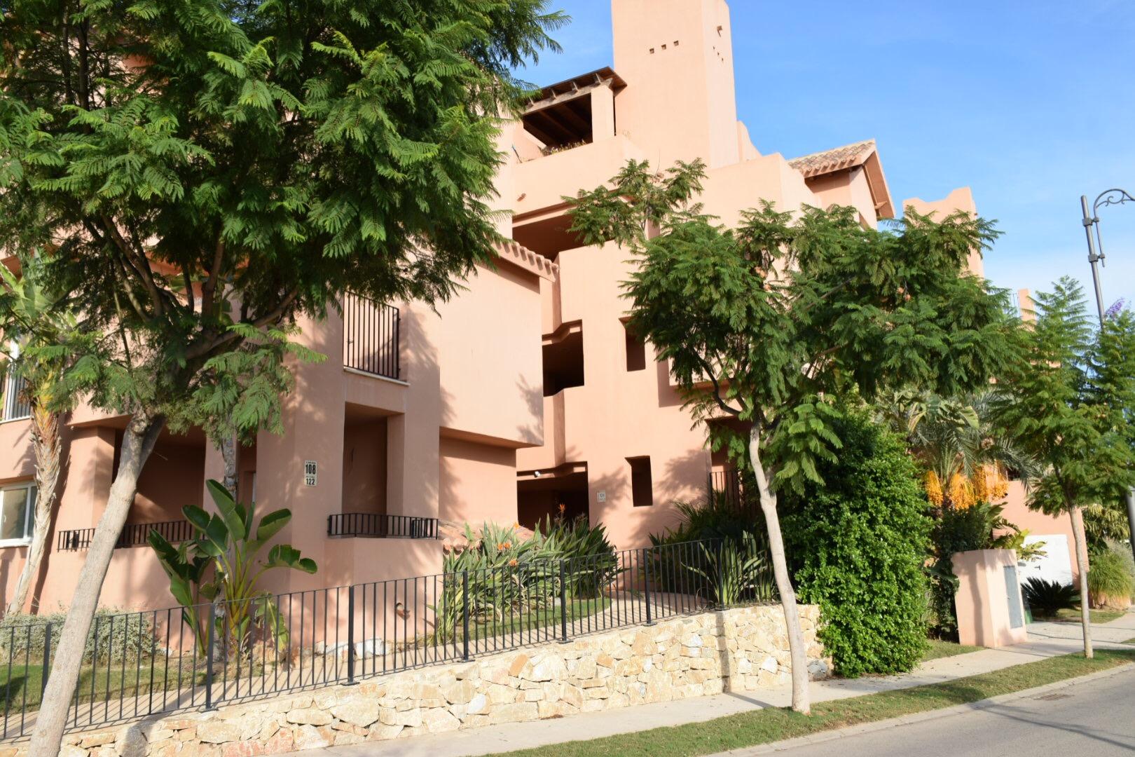 Apartment for Long Term Rent Mar Menor Golf Resort