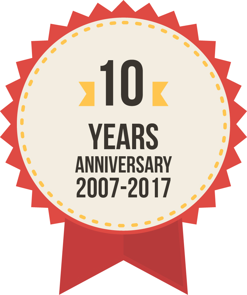 Celebrating 10 Years as Villa Solera Service