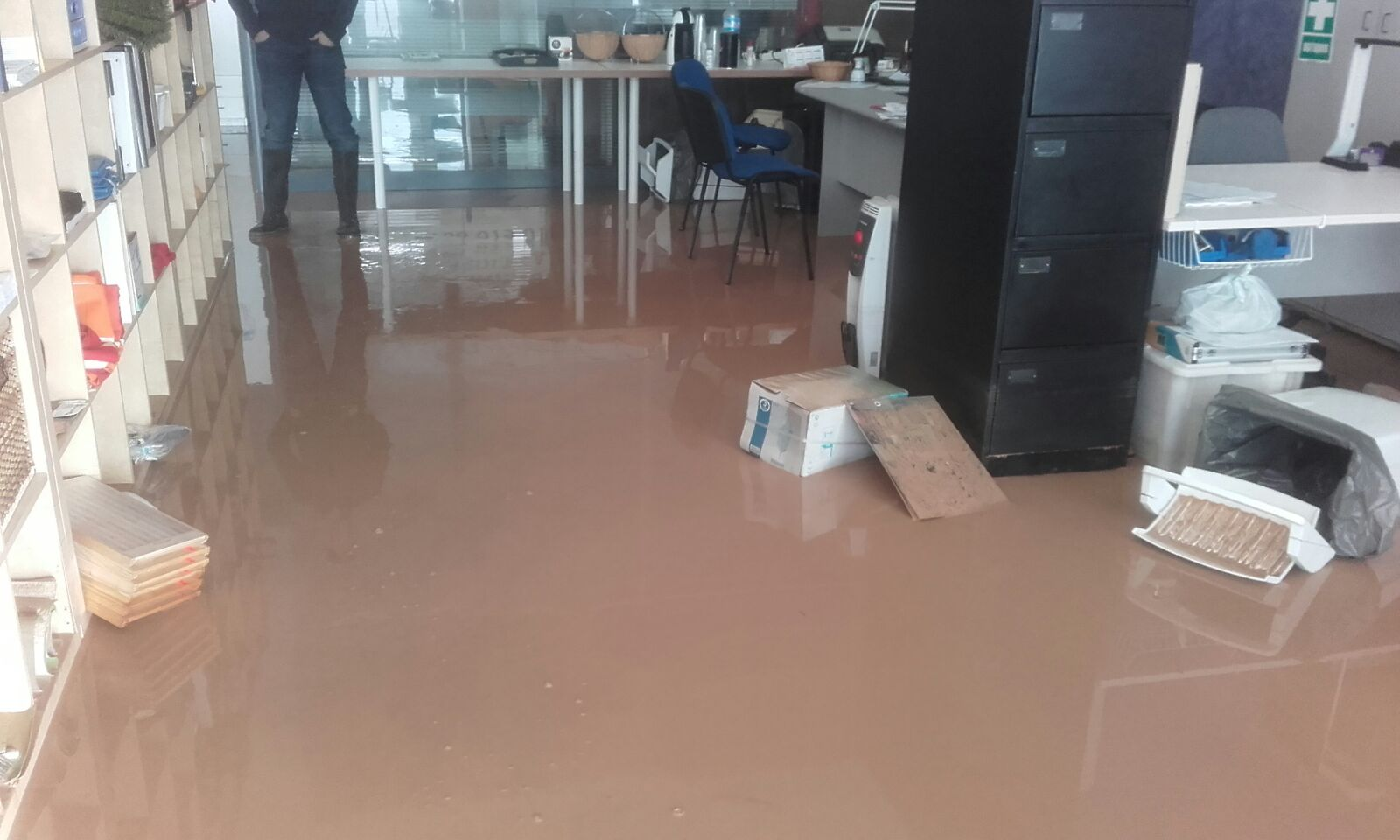 Storms and Floods Murcia and Mar Menor Area